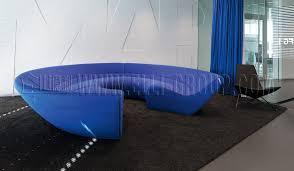 walter knoll circle sofa by unstudio ben van berkel