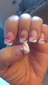 Nail Designs : Black Tip Nail Art Simple Black Tip Nail Designs ...