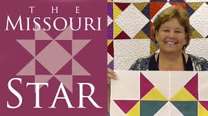 The Missouri Star Quilt Block: Easy Quilting Tutorial with Jenny ... & The Missouri Star Quilt Block: Easy Quilting Tutorial with Jenny Doan of  MSQC - YouTube Adamdwight.com