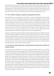 gender equality in political youth student organizations research  youth student organizations 1818 27 the
