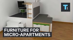 Affordable Apartment Furniture furniture for microapartments youtube 6713 by uwakikaiketsu.us