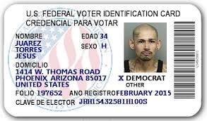 To Cards Raise For Id Democrats Vote Running Will So Free Money Liberals Scam Scumbags