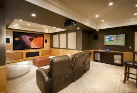 coolest basements design. Corner Bar Space Finished Basement Theater Room Cushion In The Ideas Glass Door Under Staircase Granite Top Table Awesome Wall Theme Coolest Basements Design