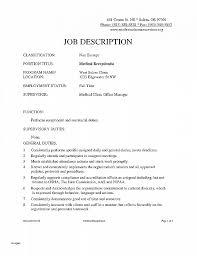agreeable cal secretary job resume for your job receptionist job description for resume front desk receptionist