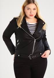lost ink plus faux leather jacket black women clothing jackets lost ink clothing size