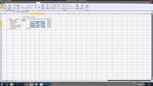Excel Chart Tutorial Youtube Excel Waterfall Chart Tutorial 1