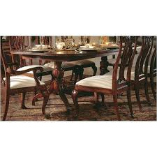 american drew dining table drew furniture cherry grove dining room dining table american drew camden round