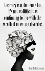 Eating Disorder Recovery Quotes Custom BingeEatingDisorderQuotejpg Irresistible Icing