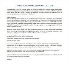 Brilliant Ideas Of You Letters After Job Interview Perfect Thank