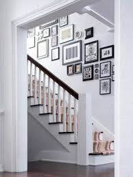 Decorating: Stairwell Wall Art - Stairway Gallery