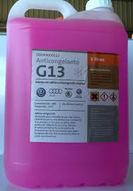 Resultado de imagen de Anticongelante g12