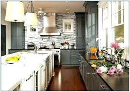 off white cabinets in kitchen kitchen colors
