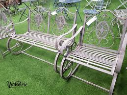 Metal Garden Furniture Antique