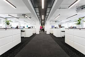 contemporary office lighting. In 2015, 299 Lighting Were Approached By Avon Lea Contractors To Provide A CAT Contemporary Scheme For The 5th And 6th Floor Of Vintry House Office L