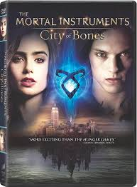 The Mortal Instruments  City of Bones Book and Movie Review      City of Bones