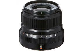 <b>Об'єктив Fujifilm XF 23mm F2.0</b> Black (16523169) купить по низкой ...