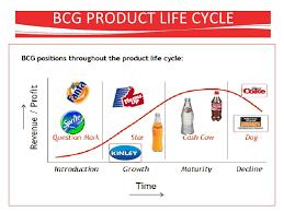 strategic management of coca cola bcg matrix of coca cola 15 bcg product life cycle