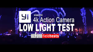 Xiaomi Yi 4k Low Light Xiaomi Yi 4k I Low Light Test I Avent Zagreb