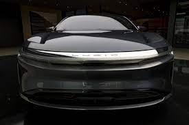 """لوسيد"""" تخوض مباحثات لتشييد مصنع سيارات كهربائية بالقرب من جدة - اقتصاد  الشرق مع Bloomberg"""