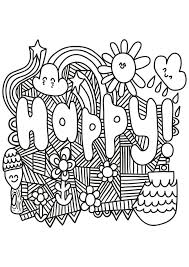 Coloring Excelent Free Printable Quotes Coloring Pages