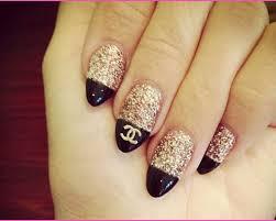 Chanel Nail Design Chanel Nail Designs Coco Chanel Nail Art Chanel Nail Art