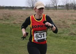 ATHLETICS: Grantham AC's Sophie prepares for London Marathon