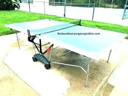 netz fur kettler top star outdoor ping pong table waterproof tables used tenn