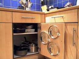 Kitchen Cabinet Door Organizer Cabinet Door Pot Lid Organizer Pot Lids Holder On Kitchen Cabinet