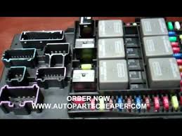ford f250 fuse panel diagram 2004 from the biggest of 2003 ford expedition or navigator fuse central junction box autopartscheaper com