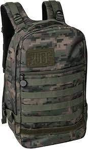 JINX PUBG Level 3 Adult Backpack, Camo, 19x11x7 ... - Amazon.com