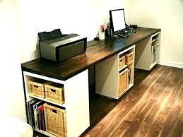 l shaped desk diy. Plain Desk Diy L Shaped Desk Plans Elegant Building A Corner  In