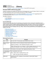 Kuliah 05 Harvard Style For Referencing Docsharetips