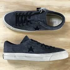 Converse X John Varvatos One Star Ox Beluga Black Casual