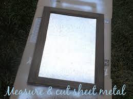 Medicine Cabinet Magnet Diyhow To Turn A Cabinet Door Into A Magnetic Memo Board Metal