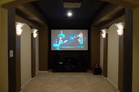 home theater acoustic panels. configuration ideas - the acoustic panels in rendering are red home theater a
