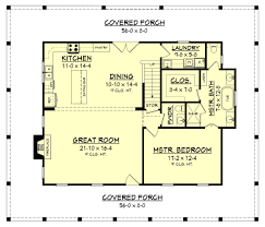 Perkins Country House Plan