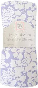 <b>SwaddleDesigns</b> Пеленка тонкая Marquisette Lavender Lush ...