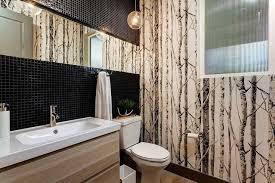 фотообои имитирующие стволы деревьев в <b>ванной</b>   Дизайн ...