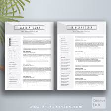 Cover Page Resume Creative Resume Template Cv Template Cover Letter 100 100 100 Page 100 35
