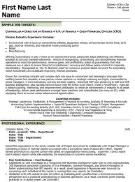 Environmental Officer Sample Resume Best Top Finance Resume Templates Samples