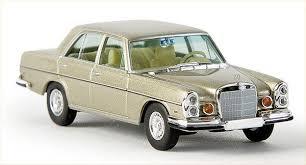 Originally, the car was db 180 with a red leath. Brekina Starmada Mercedes Benz 280 Se 4 5 Gold German Aircooled