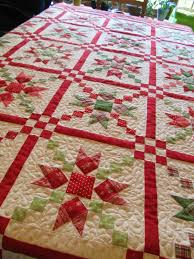 Cozy Little Quilts: Vintage Christmas Quilt & Country Charmer Adamdwight.com