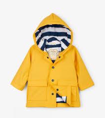 Hatley Raincoat Size Chart Yellow Baby Raincoat