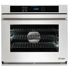 dacor renaissance 30 built in single electric convection wall oven stainless steel