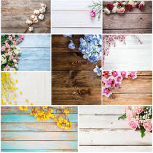 Popular <b>Wood Board</b> Flowers Photography Backdrops-Buy Cheap ...