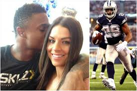 demarco murray love triangle accuser arrested for wife assault demarco murray love triangle accuser arrested for wife assault new york post