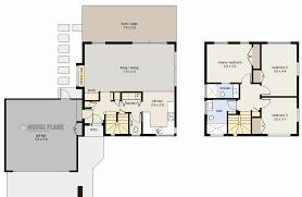 house plans 2 y 3 bedroom fresh zen cube 3 bedroom garage house plans new zealand