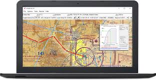 Chart Fly Flight Planning And Navigation Software