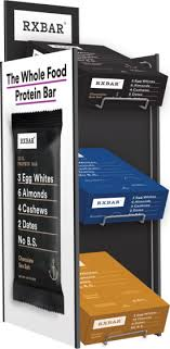 rxbar wire countertop display 36 count