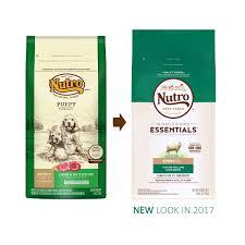 Nutro Wholesome Essentials Puppy Pasture Fed Lamb Rice